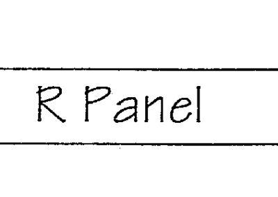 1/2″ R Panel